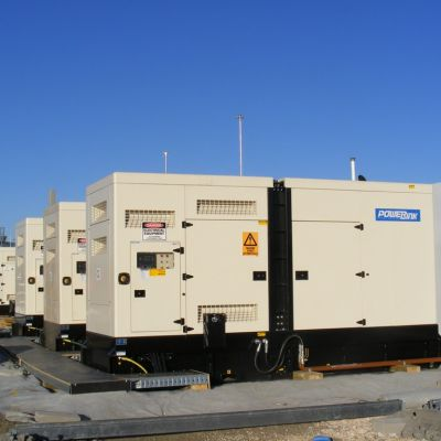 Powerlink Australian Diesel Generator Power Generation projects-2