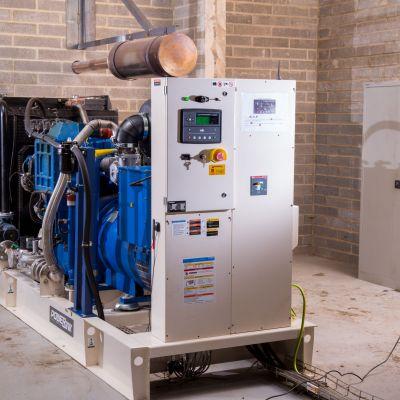 PowerLink   Biogas generation project york uk