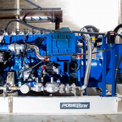 PowerLink   York GXE250-BG union display